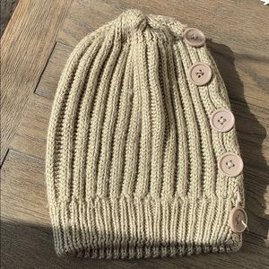 Simply Vera by Vera Wang Knitted Beanie